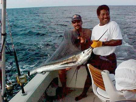 Huatulco recreation things to do in bahias de huatulco for Deep sea fishing santa cruz